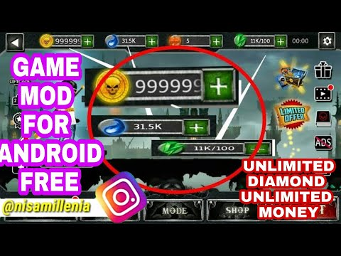 GAME MOD - BAGI BAGI LINK DOWNLOAD GAME STICKMAN LEGENDS MOD APK DOWNLOAD FREE FOR ANDROID - 동영상
