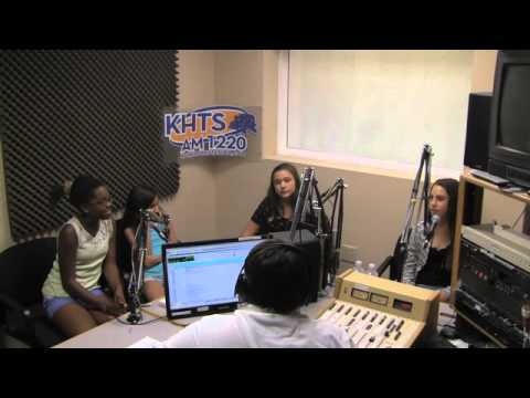 West Creek Academy Interview on KHTS