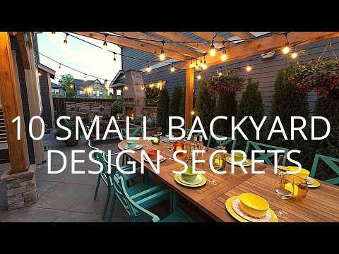 Small Landscape Design Ideas (10 Secrets)