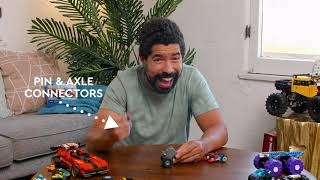 LEGO Masters Tips & Tricks with Adam Ward Ep. 6: Cars & Technic