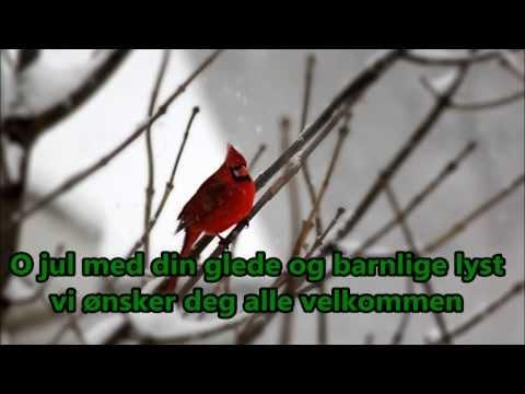 Norwegian Christmas Song   O Jul Med Din Glede