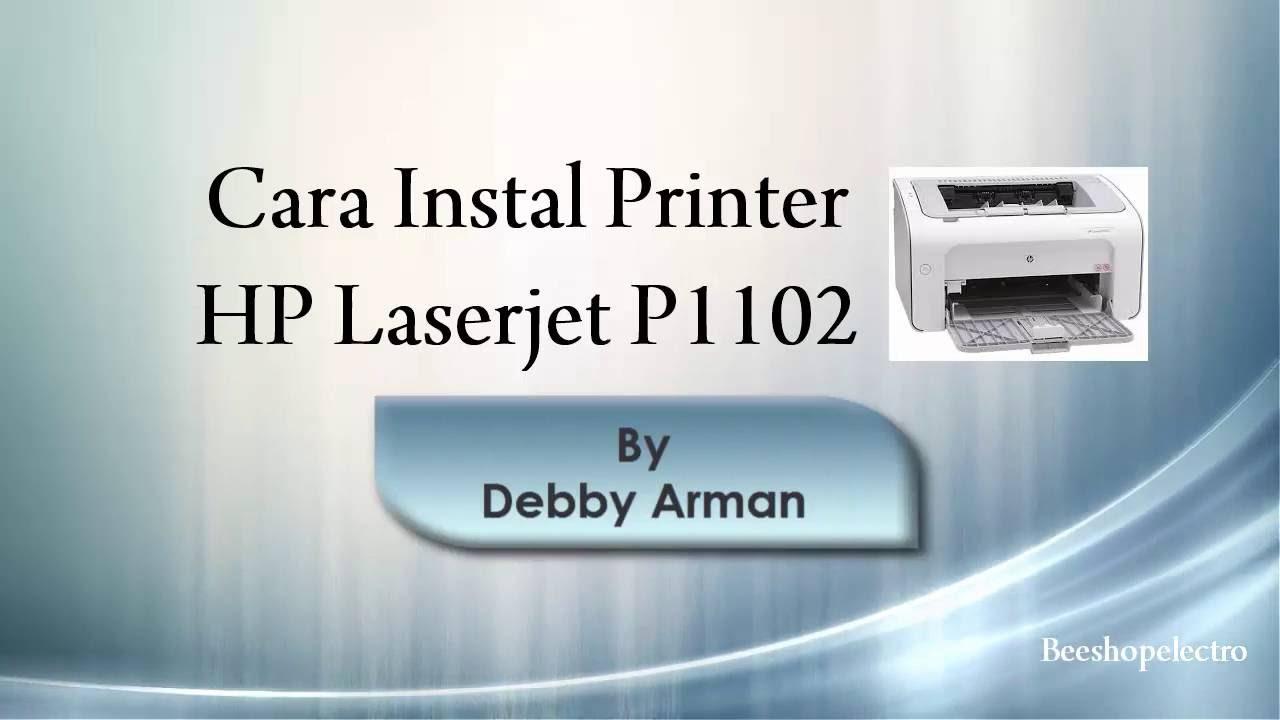 download driver hp laserjet p1102 windows xp gratis