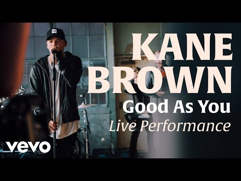 Good As You (Official Live Performance) | Vevo x Kane Brown Mp3