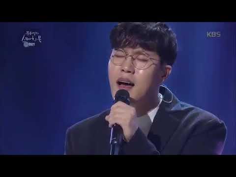 Lee Hyun singing BTS Spring Day on Yu Huiyeol's Sketchbook.