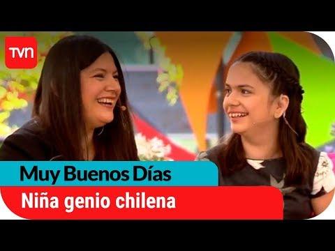 Conoce a la niña genio chilena de 11 años que Google quiere en su equipo