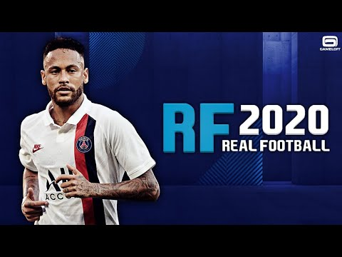 REAL FOOTBALL 2020 OFFLINE ANDROID 400MB BEST GRAPHICS DOWNLOAD MEDIAFIRE APK + OBB + DATA