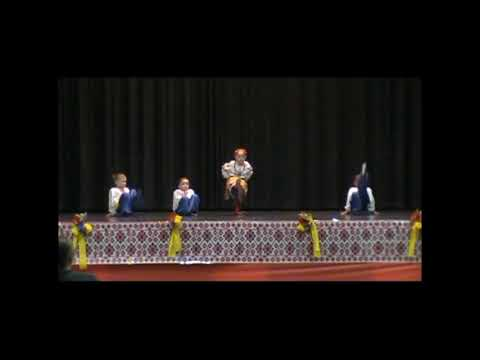 2015 hudson Bay Ukrainian dance Recital Beginners