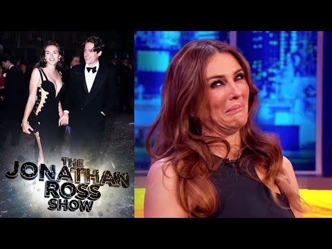 Elizabeth Hurley's Famous Dress - The Jonathan Ross Show