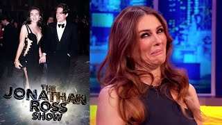 Elizabeth Hurley's Famous Dress  The Jonathan Ross Show