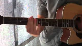 Your Guardian Angel - Red Jumpsuit Apparatus (Instrumental Cover)