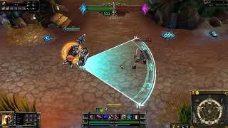 Full Metal Pantheon League of Legends Skin Spotlight