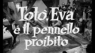 Totò, Eva e il pennello proibito - Trailer
