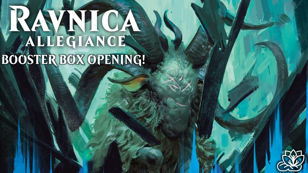 Ravnica Allegiance Opening! | How Many Shock Lands?!?