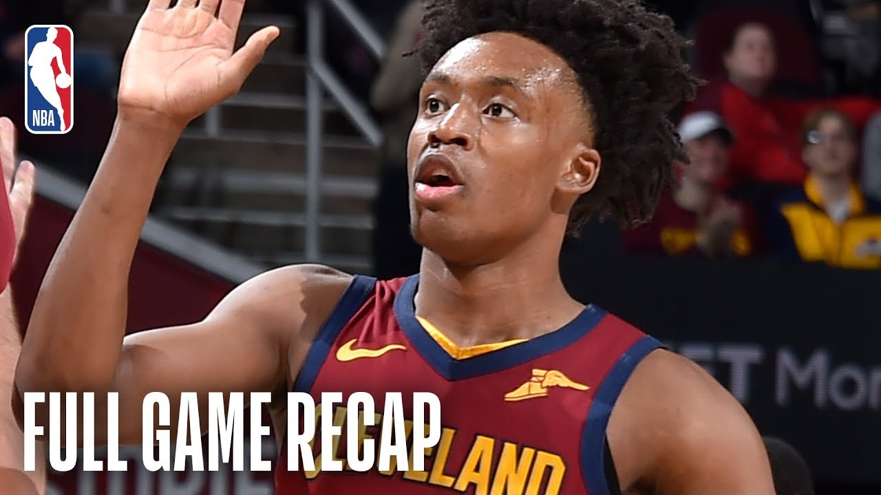 BUCKS vs CAVALIERS | Collin Sexton Registers His 7th Consecutive 20-Point Game  | March 20, 2019