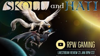 WAR DRAGONS LIVE SHOTS & REVIEW WITH SKOLL & HATI
