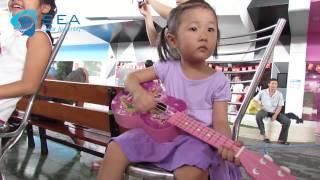 """SEA GUITAR - Chương trình trải nghiệm đàn Ukulele """"Bé là nhạc sĩ trong 15 phút"""""""