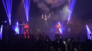 Scooter - Opium  Cant Stop the Hardcore Tour Glasgow 11 March 2016