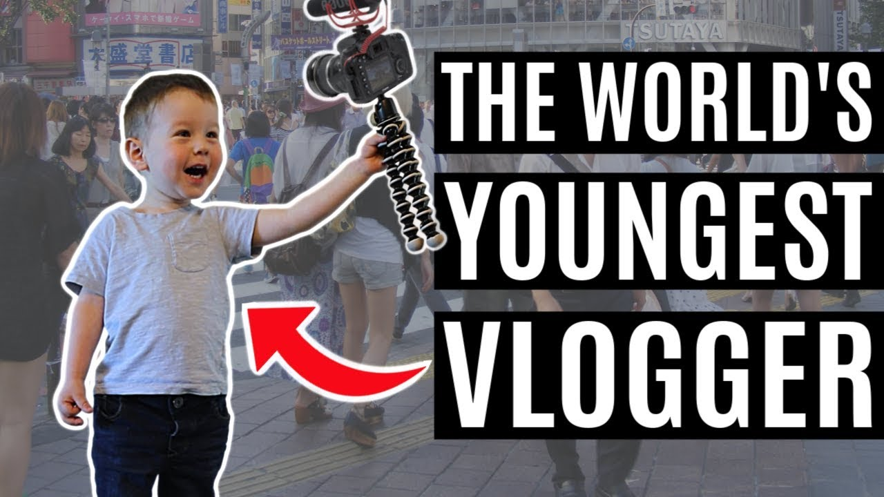Download THE WORLD'S YOUNGEST VLOGGER | Luca Intro Compilation pt. 2