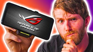Ultimate Mobile Gaming - ASUS ROG Phone 3
