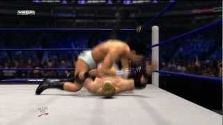 Machinima WWE No Way Out 2012 Christian vs Cody Rhodes Intercontinental championship match (PG)