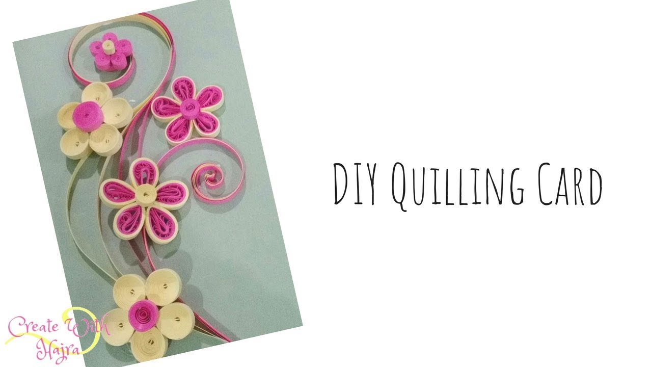 Quilling greeting card perfect for anniversaries youtube quilling greeting card perfect for anniversaries kristyandbryce Gallery