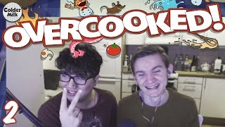 Overcooked - Episode 2 - Never Give Up