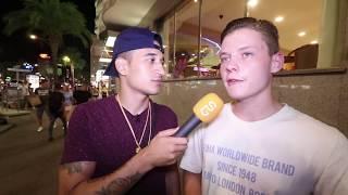 BEN JE WEL EENS VREEMDGEGAAN OP VAKANTIE?? - SUPERGAANDE INTERVIEW