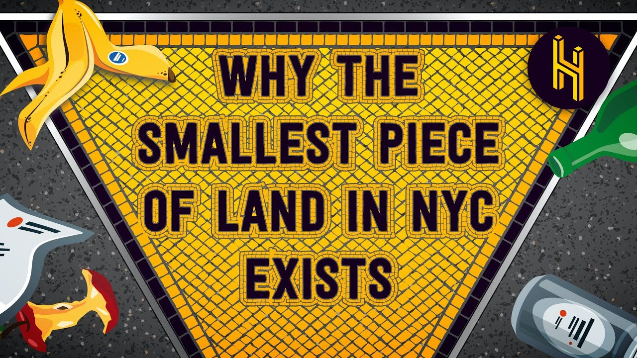 Why the Smallest Piece of Land in NYC Exists