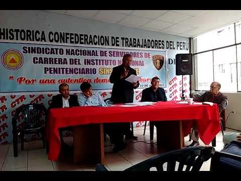 Pliego de Reclamos 2017 Bono Instituto Nacional Penitenciario DL 276_01