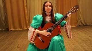 Tango La Cumparsita (гитара)