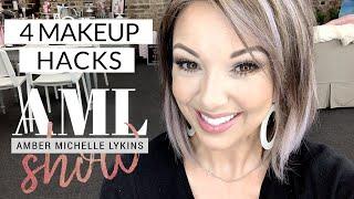 4 Makeup Hacks | Using Mary Kay products