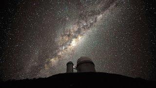 O Céu Noturno - A Câmera de 1 Bilhão de Pixels
