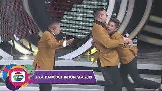 SERU Para Host Lepas Kangen Pada Jirayut yang Kembali ke Studio 5 Indosiar LIDA 2019