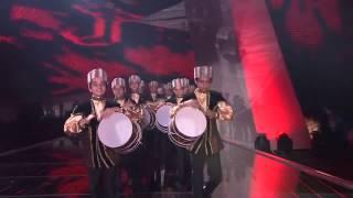 Azerbaijani Yalli Dance (Азербайджанcкий Танец Яллы)