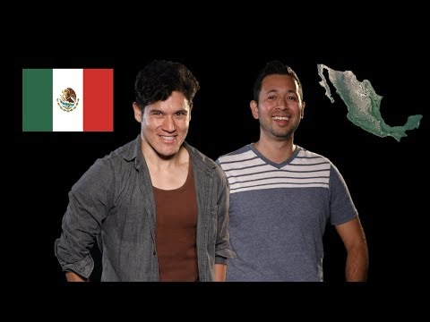 Geography Now! MEXICO