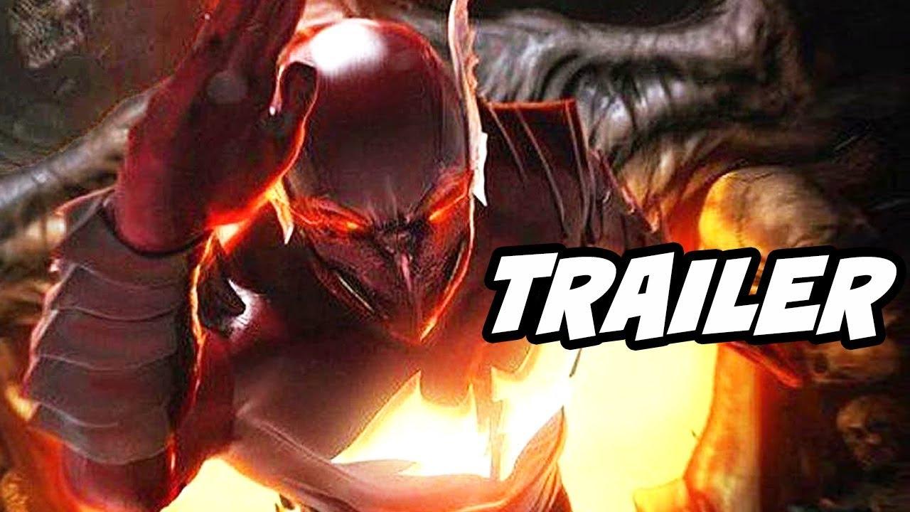 The Flash Season 6 Trailer - Crisis On Infinite Earths Teaser Breakdown