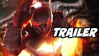 The Flash Season 6 Trailer - Crisis On Infinite Earths Teaser Breakdown