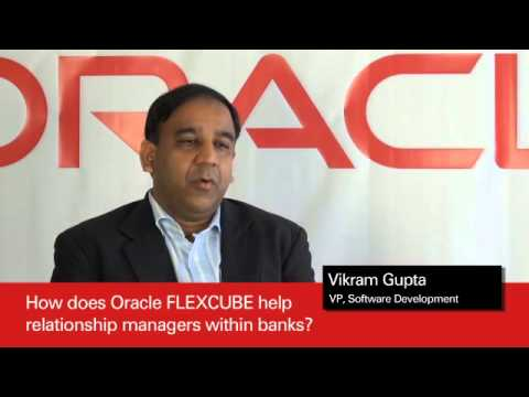 Oracle FLEXCUBE Private Banking