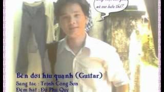 Bên đời hiu quạnh (Guitar) - Đỗ Phú Quý
