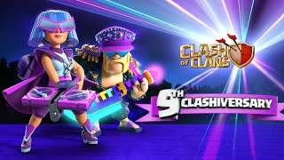 It's Party time! (Clash of Clans Official)