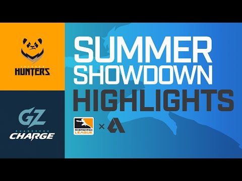 Akshon Highlights   Chengdu Hunters vs Guangzhou Charge   Summer Showdown   APAC Day 1