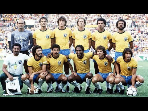 Brazil 1982 ● Greatest Team Ever ||HD|| ►Insane Skills & Goals◄