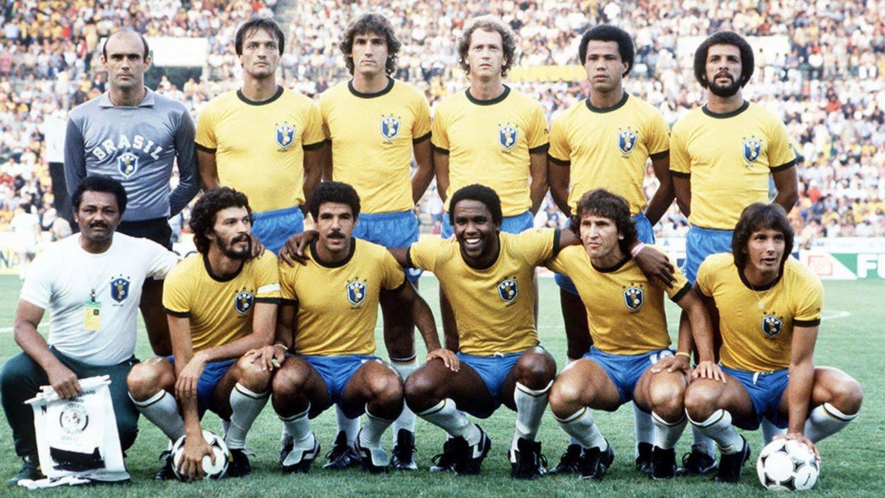 Brazil 1982 ○ Greatest Team Ever ||HD|| ▻Insane Skills & Goals ...