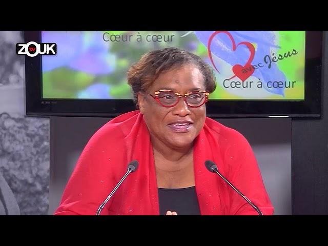 Coeur à Coeur - Line Savon et Dominique Barrel