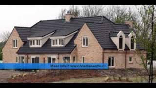 Villa's De Krim Texel op Texel