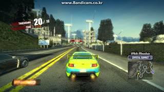 Burnout paradise Road Rage - Kitano Hydros Techno