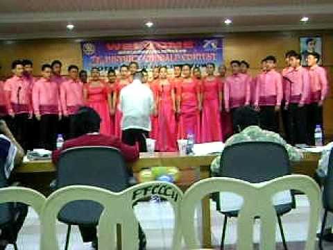 Manila Science High School Chorale - 21st Rotary Chorale Competition