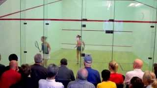 2013 Texas Open Dallas TX - Natalie Grinham vs Madeline Perry 2 of 4