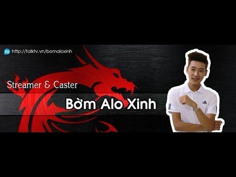 Bờm Alo Xinh - Streamer Liên Minh Huyền Thoại