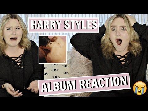 HARRY STYLES FULL ALBUM REACTION ♡